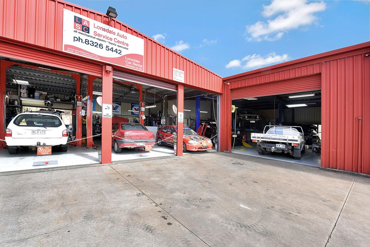 Lonsdale Auto Service Centre And Car Rental 1