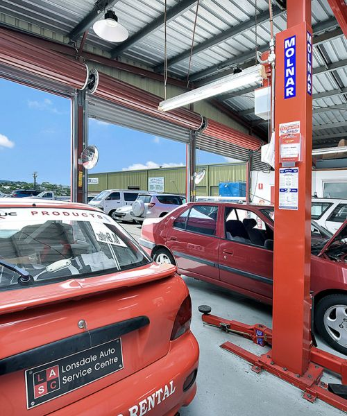 Lonsdale Auto Service Centre And Car Rental 5